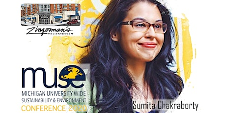 MUSE 2020 Conference - Public Reception (with Poet Sumita Chakraborty) tickets