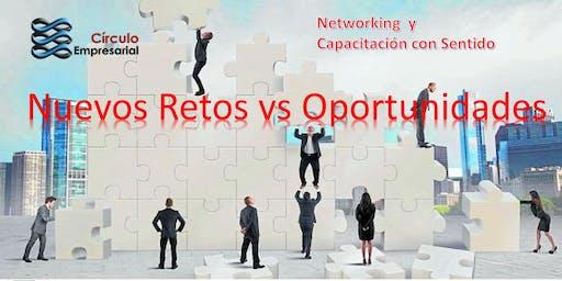 Networking y Capacitación  con Sentido Retos vs Oportunidades 2020