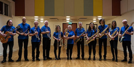 The Tea Lane Jazz Band with special guests from Orchard Music