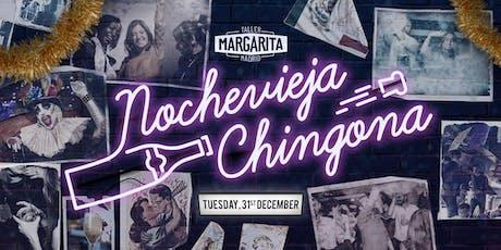 Nochevieja chingona - NYE 2020 entradas