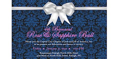 2020 Rose & Sapphire Ball tickets