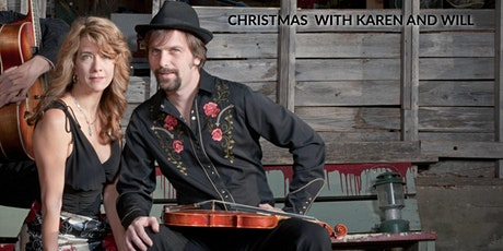 Christmas with Karen and Will tickets