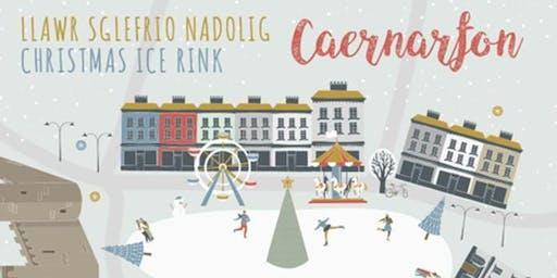 Caernarfon Christmas Ice Rink