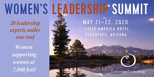 Women's Leadership Summit 2020: For real women who are up for the adventure