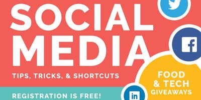 Coral Gables MIAMI - Social Media Training - Jan. 7th