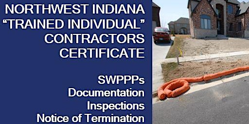"2020 NORTHWEST INDIANA  ""TRAINED INDIVIDUAL"" CONTRACTORS CERTIFICATE"