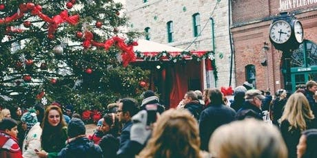 Toronto's Best: Christmas in St. Lawrence and the Distillery District tickets