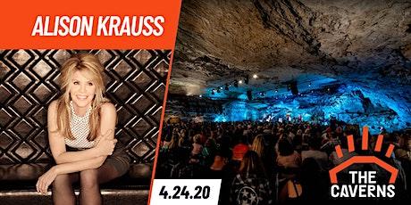 Alison Krauss in The Caverns tickets