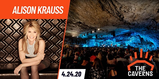 Alison Krauss in The Caverns