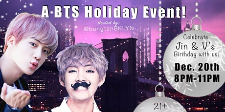 BTS Army Holiday Party (21+) tickets