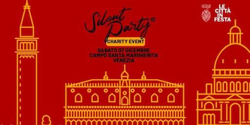 ☊ Silent Party® ☊ Venezia Sabato 07 Dicembre Charity Event