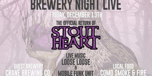 Brewery Night Live ft. Loose Loose
