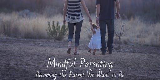 Mindful Parenting Series: Helping Kids with Big Feelings