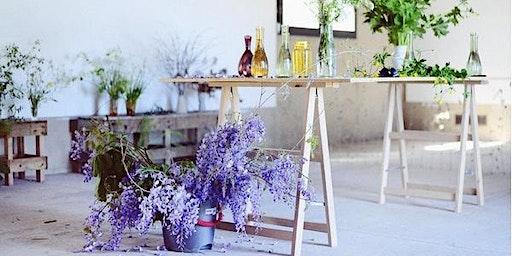 LV Design Flower Workshop