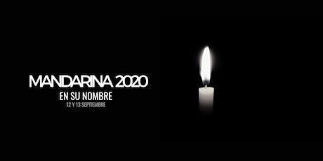 MANDARINA 2020 entradas