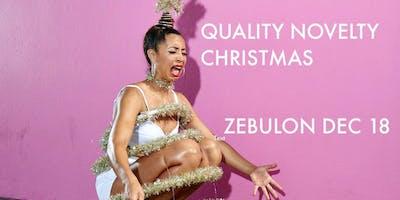Marawa Presents… Quality Novelty Christmas