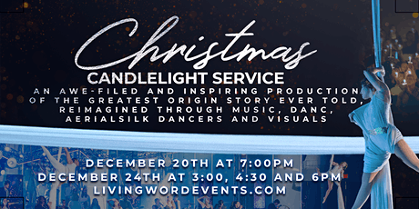 Christmas Candlelight Services 2019 | Living Word Mesa tickets