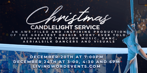 Christmas Candlelight Services 2019 | Living Word Mesa