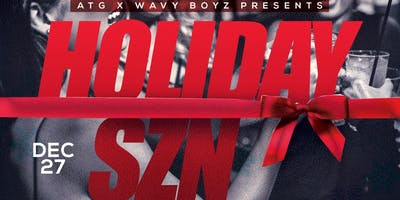 Haven Friday's Holiday SZN Bash 12/27