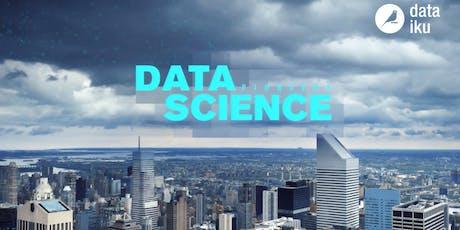 Data Science Pioneers Screening // Toronto tickets