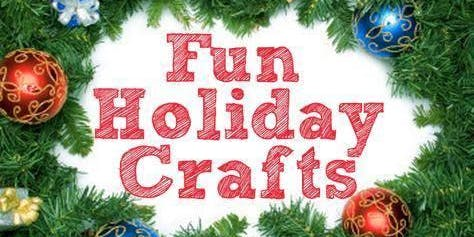 Holiday Craft & Story Time