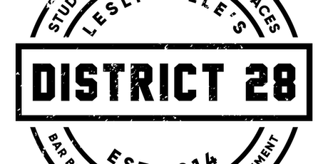 District 28 & Power Kitchen Holiday Staff Party tickets