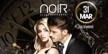 Capodanno 2020 – Noir Club Lissone - 31 Dicembre 2019 biglietti