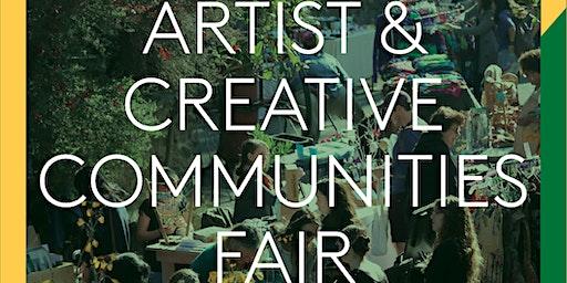 Artist & Creative Communities Fair 2020