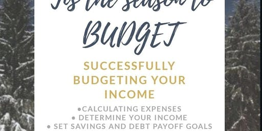 'Tis the season of BUDGET