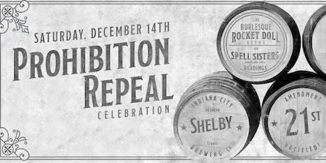 Prohibition Repeal Celebration tickets