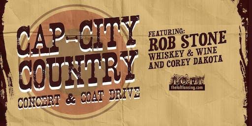 Cap-City County Concert