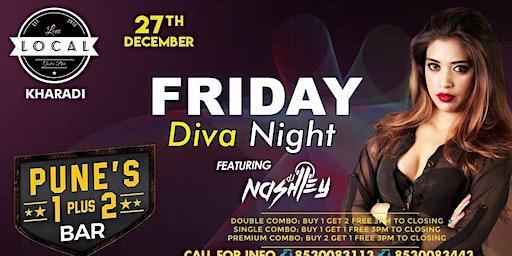 Friday Diva Night - Dj Nasahley