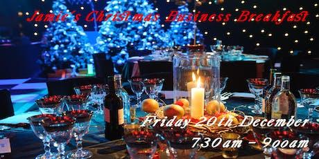 Jamie's CHRISTMAS Business Network Breakfast (Abingdon) Friday 20th December tickets