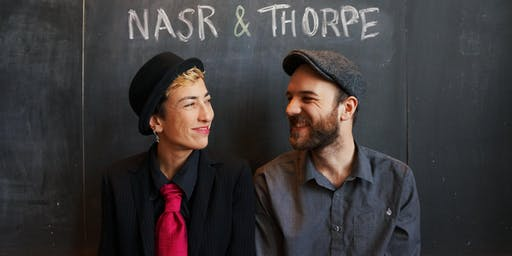 Ariana Nasr and Curtis Thorpe: Live @ Lane's