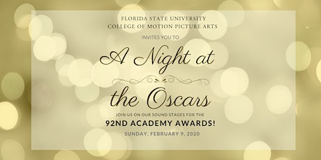 A Night at the Oscars 2020 tickets