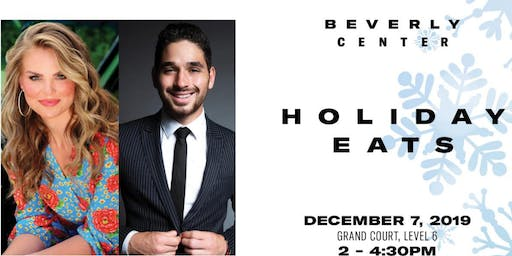 Beverly Center X Holiday Eats #2
