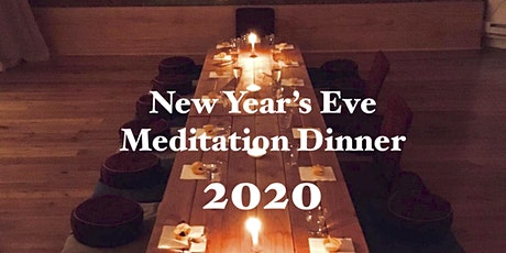 New Year's Eve Meditation & Music Dinner tickets