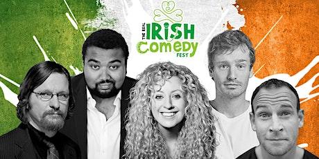 The Real Irish Comedy Fest: Santa Cruz Tickets