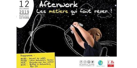 Afterwork - Les métiers de rêve billets