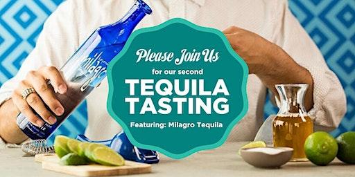 Milagro Tequila Tasting & Food Pairing