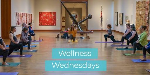 Wellness Wednesday: Let's Yoga!
