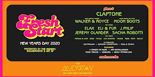 FRESH START: Claptone, Walker & Royce, Moon Boots & More TBA