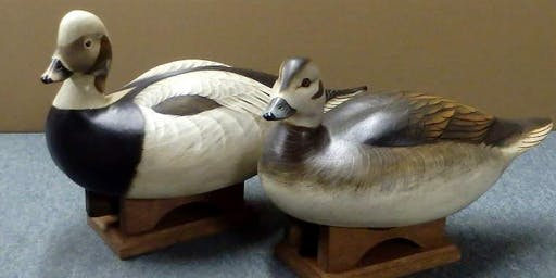 NEW Decoy Exhibit D&R Greenway: Carvers by Pair ~ Compare/Contras