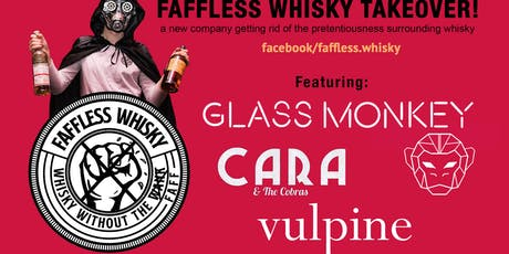 Glass Monkey + Cara & the Cobras + Vulpine tickets