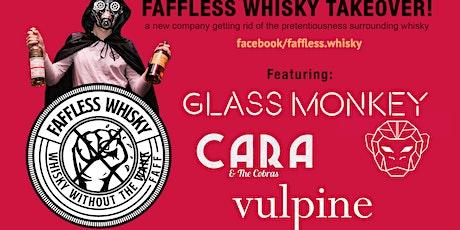 Glass Monkey + Cara & the Cobras + Vulpine tickets