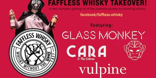 Glass Monkey + Cara & the Cobras + Vulpine