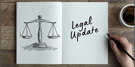 Legal Update Luncheon with C.A.R. Assistant General Counsel, Gov Hutchinson. tickets