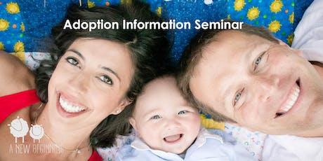 Adoption Information Seminar February tickets