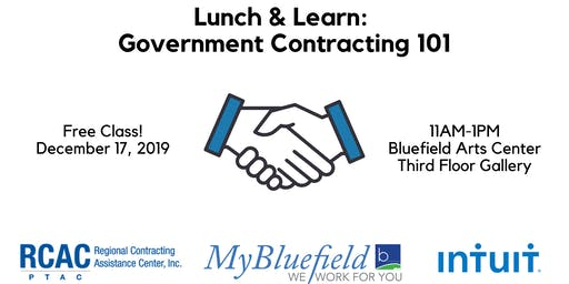 Lunch & Learn: Government Contracting 101