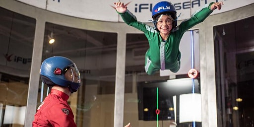 iFLY Like A Girl - Girl Scout Event